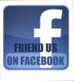 Friend Us on Facebook